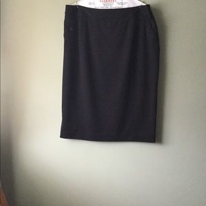 Black Skirt Excellent Condition! Size 12